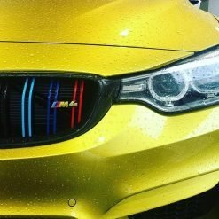 BMW ///M-Performance Vinyl i Grill
