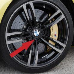 BMW ///M-FELG EMBLEM